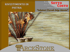 ARCKSTONE Couverture Mattonella Carreau Interne Savoia Italia Muretto Beige