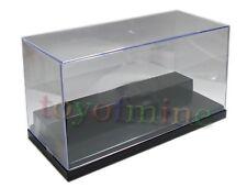 """Boîte en plastique de vitrine pour la figure Figurines Jouets 7,48 """"x 3"""" X3.9 """""""