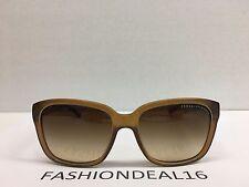 7dc75a5b8212 Armani Exchange Brown Beige AX4002 8013 13 56mm Sunglasses