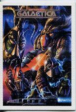 Battlestar Galactica Colonial Warriors Artifex Chase Card S2