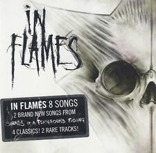 CD • IN FLAMES • 2 BRAND NEW SONGS 4 CLASSIC & 2 RARE TRACKS Rock Hard Exclusive