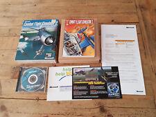 Microsoft Combat Flight Simulator 2: WWII Pacific Theater, PC Big Box, CD-ROM