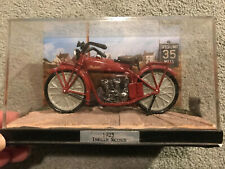 Bradford Exchange 1923 Indian Scout Motorcycle