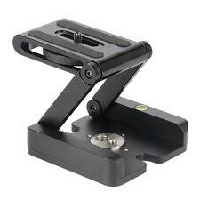 Z-Art Neigungs-Stativ-Kopf-Flex-Falte für Kamera Canon-Nikon-Sony DSLR