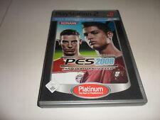 PlayStation 2 PS 2 pro evolution soccer 2008 [Platinum] (2)