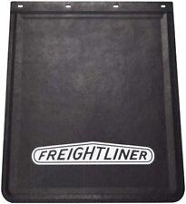 "Freightliner Trucks Heavy Duty 24"" x 30"" x 1/4"" Rubber Semi Truck Mud Flaps-Set"