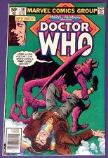 MARVEL PREMIERE 58 February 1981 8.5-9.0 VF+/NM- NEWSSTAND EDITION DR WHO!!!