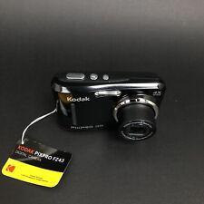 Kodak PIXPRO FZ43 16 MP Digital Camera Black Original Box w/ Instructions Tested