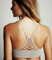 NEW Free People Intimately Seamless Baby RacerBack Bra Rust Sz XS/S-M/L $26.49