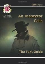 GCSE English Text Guide - An Inspector Calls,CGP Books