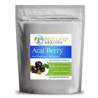 30 Acai Berry anti ageing weight management pills natural slimming diet tablet