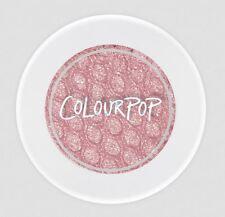 ❤ Colourpop Eyeshadow in Cuddle Buddy (pink with silver glitter)  ❤