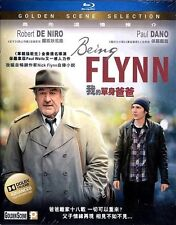 "Paul Weitz ""Being Flynn"" Paul Dano Robert De Niro 2012 Drama Region A Blu-Ray"