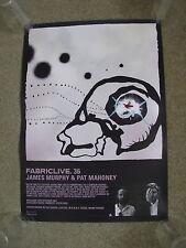 Fabriclive 36 - James Murphy & Pat Mahony - Poster