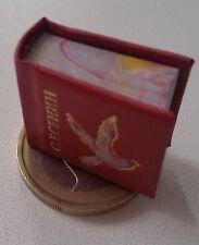 "Modern Russian Micro Mini 1"" Book Sergey Yesenin Poems Poet Souvenir Miniature"