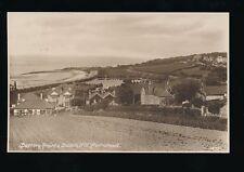 Somerset PORTISHEAD Battery Point Beach Hill 1935 RP PPC local pub Kirkpatrick