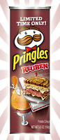 Pringles Reuben Sandwich Flavored Potato Chips Crisps LIMITED EDITION 5.5 OZ