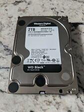 "Western Digital Black 2TB Internal 7200RPM 3.5"" (WD2003FZEX) HDD"