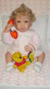 Ashton Drake's Picture Perfect Baby by Waltraud Hanl, simply precious !!