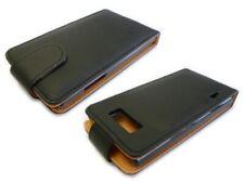 Tasche für Handy LG L7 P700 Optimus Schutz Hülle etuis Case PU Leder GreenGo