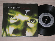 "STRANGELOVE - TIME FOR THE REST OF YOUR LIFE / IT'S SO EASY - 45 GIRI 7"" UK"