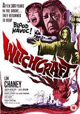 Witchcraft 1964 DVD