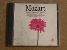 Mozart Symphony No. 41- Jupiter  The Marriage of Figaro Overture Audio CD