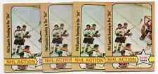 1X PHIL ESPOSITO 1972 73 O Pee Chee #76 Lots Available BRUINS NHL ACTION