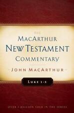 Macarthur New Testament Commentary Serie: Luke 1-5 7 - John MacArthur