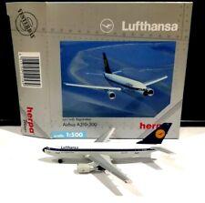 Herpa 512589 Lufthansa 1:500 scale Airbus A310 200 mini model air plane flugzeug