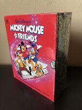 New Vtg Walt Disney Little Golden Books Boxed Set 12 Mickey Mouse Friends Sealed