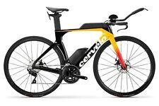 Cervelo P-Series 105 triathlon/TT bike Orange/White S/51 M/54 L/56