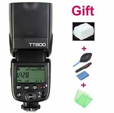 Godox TT600 2.4G HSS Wireless Flash Speedlite for Canon EOS 1200D 760D 750D 70D