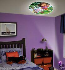 New Nickelodeon Dora the Explorer Projectables LED Plugin Night Light