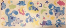 BLUES CLUES and Periwinkle wall stickers 27 decals room decor stars moons clouds