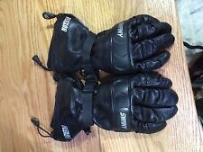 New listing Swany Flexor Men's Leather Gloves, Wool! Warm retail $160! Practically New!