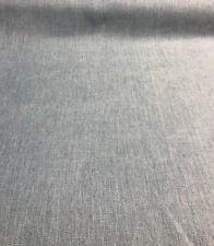 Freddie Sky Blue Soft Chenille Upholstery Italian cut Fabric by the yard