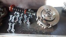 BMW E30 Adapter auf 294mm Bremsscheiben + E36 Bremssattel Umbau 5x120 Motorsport