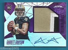 Garrett Grayson - 2015 Certified Mirror Purple #240 - AU MEM RC (10/10)