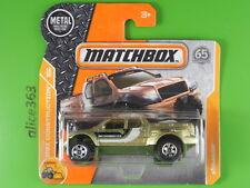Matchbox 2018 -  Badlander  -  MBX Construction  -  114  -  neu in OVP