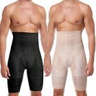 Men's Body Shaper Slimming Corset Boxer Shorts Underwear Tigh Compression Panty