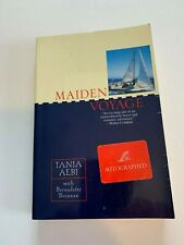 Maiden Voyage by Tania Aebi PB 1989 Autographed Edition