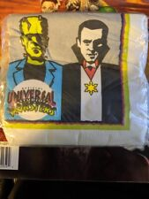 Universal monsters 16 collectible luncheon napkins 1991 sealed unopened