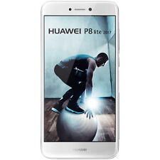 HUAWEI P8 lite 2017, Smartphone, 16 GB, 5.2 Zoll, Weiß, Dual SIM
