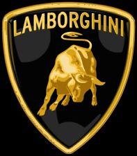 Stickers - Trading card size sticker - Lamborghini