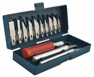Coltelli da modellazione set 13 pezzi lame di precisione