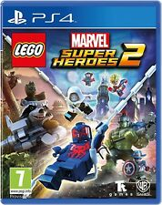 LEGO Marvel Superheroes 2 | PlayStation 4 PS4 New