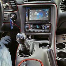 Double Din Dash Bezel Installation Kit For 1997-2004 Chevy Corvette C5
