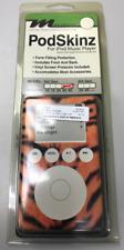 PodSkinz iPod 3rd Gen 30GB/40GB Cling-Vinyl, form fitting Tiger Skin