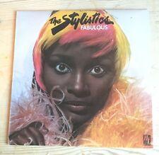 The Stylistics – Fabulous Vinyl Record 1976 VGC
